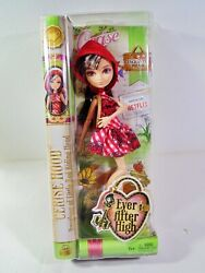 Cerise Hood Daughter Of Little Red Picnic Ever After High