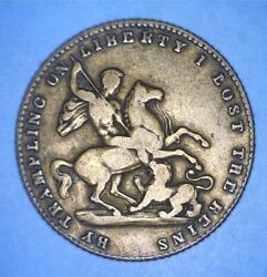 Rarity-7 Victoria Kettle Counter - Trampling On Liberty - North Star - 51036114
