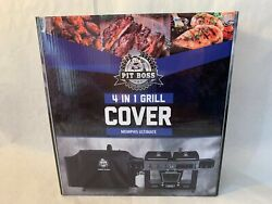 Pit Boss Memphis Ultimate Barbecue Grill Cover Black, Waterproof Cover 73952 New
