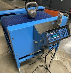 Weigh-tronix Conveyor Belt Scale Conveyor Scale Freight Or Local Pickup