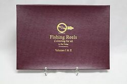Fishing Reels Collecting For All Box Phil Waller History Scarce Boxed Set