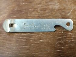 Vintage Quick And Easy Can/bottle Opener Lb