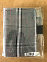 Hobonichi Cover Glen Plaid A6 Size fits Planner and Original $54.75