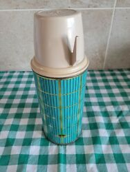 Thermos 60's Made In London -vintage Antique Rare Decorative Collectible No. 160