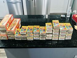 Walthers Ho Scale The Great Circus Train Lot Of 31 New In Box