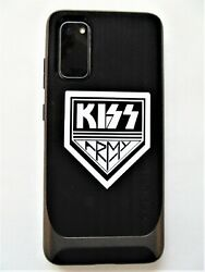 2x Kiss Army Cell Phone Ipad Itouch Die-cut Vinyl Decal Sticker