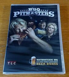 Bbq Pitmasters Dvd, 2012 New Factory Sealed