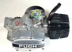 Engine Za 50 Motor Automatic Two Speeds Moped Puch Maxi Magnum Pinto 4