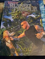 Mage The Awakening - Secrets Of The Ruined Temple - Ww40310 - 2006