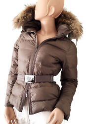 Moncler And039angersand039 Sold-out Matte Gold Down Jacket Retail Andpound1350