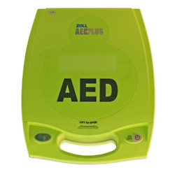 Zoll Aed Plus Brand New In Box With 2025 Pads Batteries And Carry Case