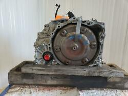 2013 Volvo S60 T5 Awd Automatic Transmission Assembly 85543 Miles