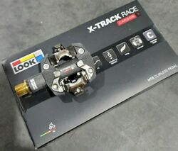 New Look Pedal X-track Race Carbon Ti Pedals + Cleats