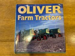 Oliver Farm Tractors By Herbert Morrell Used Hard Back Book