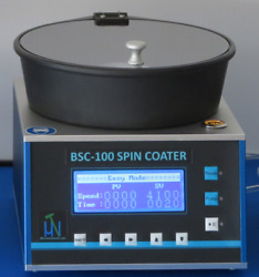 Bsc-100 Spin Coater-with 3 Vacuum Chucks And 2 Year Wnty Free Shipping And Duty