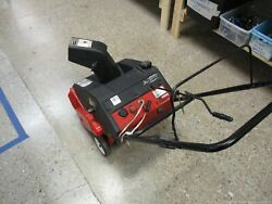 Snow Blower Yard Machines By Mtd 21 4.5hp 2-cycle Tecumseh Pickup Only Ab