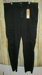 Leviand039s 541 Athletic Fit Stretch Cargo Pants Big And Tall 40x36 Tapered Black Nwt