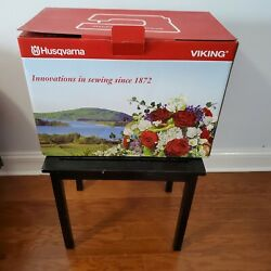 Husqvarna Viking Ruby Deluxe Sewing/embroidery Machine