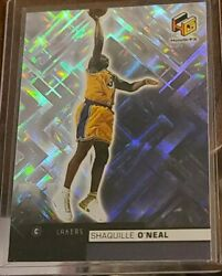 Shaquille Oneal 1999-00 Ud Refractor Lakers Basketball 27 Shaquille Oand039neal