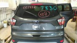 Trunk/hatch/tailgate Privacy Tint Glass Fits 17-18 Escape Grey 3108662