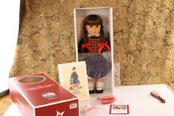 American Girl 35th Anniversary Molly Doll Bnib- Never Removed- M-a