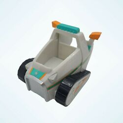 Paw Patrol Everest's Snow Plow Vehicle Toy Vehicle Only Spin Master. Pre-owned.