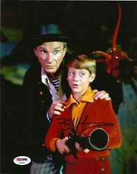 Billy Mumy Signed 8x10 Photo 3 Lost In Space Psa Dna