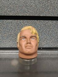 Stretch Armstrong Head And Cap   Vintage Kenner   Ships Fast