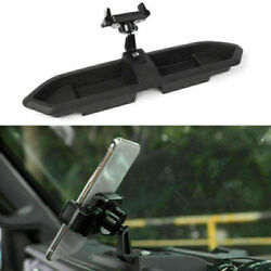 Car Mount For Cell Phone Holder Gps Storage Organizers Tray For Jl 2018+ Cn