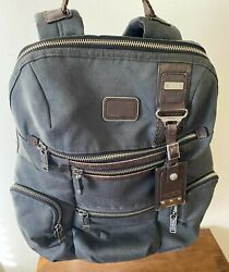 Tumi Alpha Bravo Compact Laptop Backpack / Great Condition / So Many Pockets