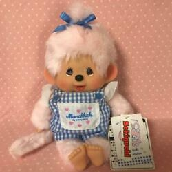 They Are Pink Friends Monchhichi Girl From Japan