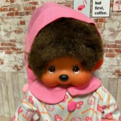 Don't Have Paper Tag. Monchhichi Pajama Pink Girl From Japanex Condition