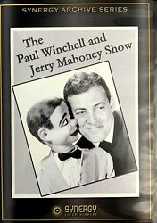 The Paul Winchell And Jerry Mahoney Show 1950 Dvd 2011 Synergy Archive Series