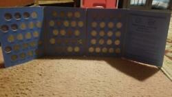 1938-1961 Jefferson Nickel Collection With Book Number One