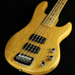 Electric Bass Guitar Gandl L-2000 Natural B026897 Made In The Usa Fret 70 Used