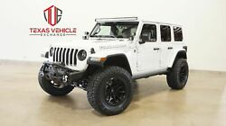2021 Jeep Wrangler Unlimited Rubicon 4x4 Diesel,lifted,bumpers,led's,fuel Whls 2021 White Rubicon 4x4 Diesel,lifted,bumpers,led's,fuel Whls