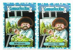 2018 Garbage Pail Kids We Hate The And03980s Complete 180 Card Set Spit Blue Parallel