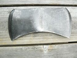 Vintage Hartwell Brothers Grey Gorge Double Bit Axe Head