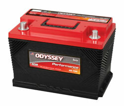 Odyssey 48-720 Performance Series Red Top Auto Battery With Sae Posts