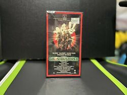 Ghostbusters 2 Factory Sealed Vhs Beautiful Columbia Stamping