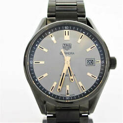 Tag Heuer Carrera War1113 Quartz Menand039s And Ladiesand039 Watches Used From Japan Y1015