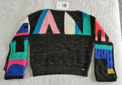19a Mandeacutetiers Dand039art Sweater Egypt Collection P61616 Size 38 Used With Tag
