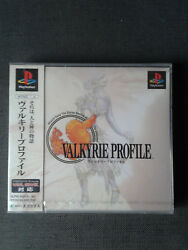 Playstation Ps1 Valkyrie Profile Jap - Neuf/scellandeacute - New Factory Sealed