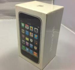 For Collectors Only New Apple A1303 Iphone 3gs 16gb Unlocked - White Mc132zp/a