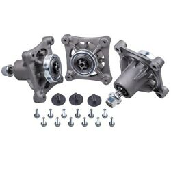 3x Spindle Assembly For Husqvarna Gt2248, Gth2548, Yth1848xp 174356, 532174356