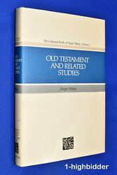 Old Testament And Related Studies Vol 1 Collected Works Hcdj Hardcover Hugh Nibley