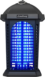 Bug Zapper Electronic Insect Killer Outdoor,waterproof 4200v 25w Mosquito Killer