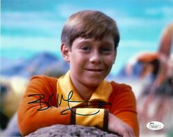 Billy Mumy As Will Robinson Signed 8x10 Photo 4 Lost In Space Jsa Coa