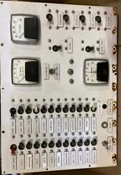 Electrical Power Distribution Panel From Hinckley Bermuda 40