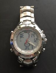 Timex Ironman T56371 Watch Stranger Than Fiction Style For Small Wrist As Is